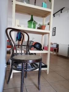 Un lugar para sentarse en La terracita de paso