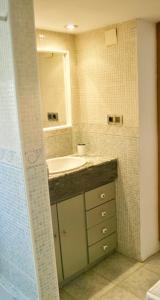 A bathroom at RUZAFA. Nice apartment and Terrace.