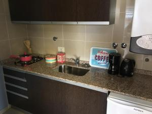 Una cocina o kitchenette en Edificio Tower