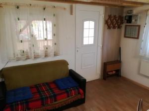 "A seating area at Kuća za odmor ""Jasna"" (Holiday home ""Jasna"")"