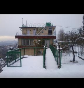 KGM Home Stay during the winter