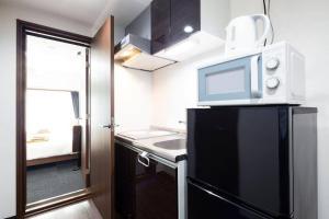 Een badkamer bij FF260 10mins to sta 5mins to Ikebukuro 4ppl wifi