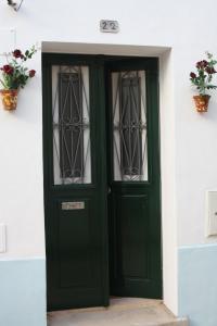 The facade or entrance of Silves Historical House