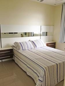 Cama o camas de una habitación en ILHAS CANARIAS APTO 101