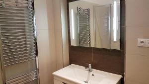 Koupelna v ubytování Villa Wingolf