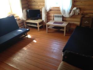 Гостиная зона в Дом1