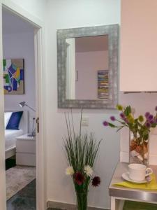 Koupelna v ubytování CANARIAS. ISLAS AFORTUNADAS