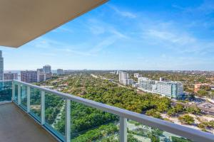 A balcony or terrace at OB Brickell Miami