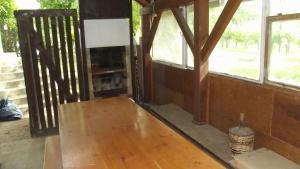 Všeobecný výhled z prázdninového domu