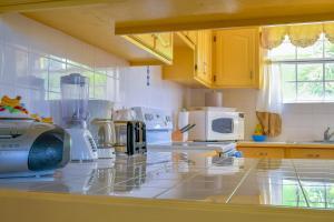 Cuisine ou kitchenette dans l'établissement Best E Villas Prospect