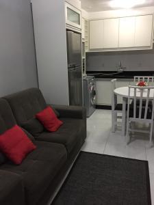 Zona de estar de Residencial Galeão