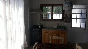 Una cocina o kitchenette en Lo de Marito