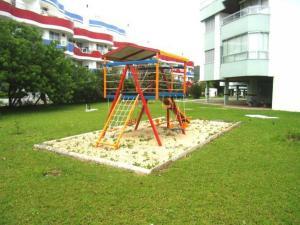 Zona de juegos infantil en Residencial Solar das Gaivotas