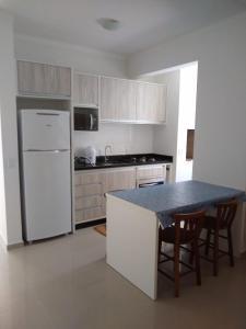 Una cocina o zona de cocina en Residencial Santa Maria