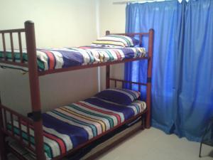 Litera o literas de una habitación en Casa Bahia Inglesa