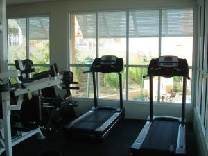 The fitness center and/or fitness facilities at Best View in Penamar Ocean Club