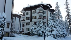 SDL Apartments Flora during the winter