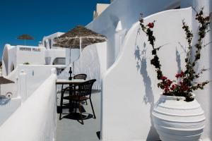 Μπαλκόνι ή βεράντα στο Nomikos Villas