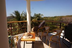 A balcony or terrace at Condo Hotel Samara Heights