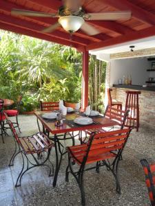 Ristorante o altro punto ristoro di Hostel Dona Amalia Apto + LUJOSO