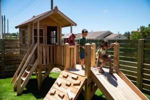 Children's play area at Cara Colomba