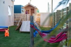 Aire de jeux pour enfants de l'établissement Cara Colomba