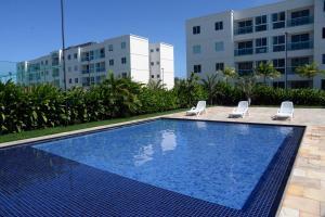 A piscina localizada em Palm Village Aqua ou nos arredores