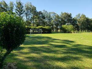 Un jardín fuera de Prisma Rural