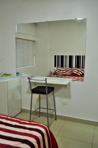 Een keuken of kitchenette bij Confort Flat 2