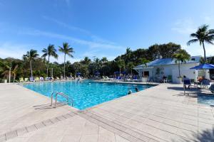 The swimming pool at or near Vitamin Sea