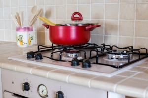 Cucina o angolo cottura di Barottoli Casa Vacanze