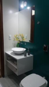 Un baño de Casa em Santo Antônio de Lisboa
