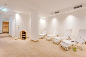 Spa and/or other wellness facilities at All Suite Residence Kühtai