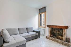 A seating area at Santa Croce Wonderful Venice