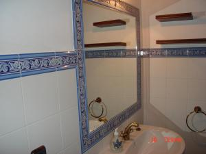 A bathroom at Apartamentos el Portal