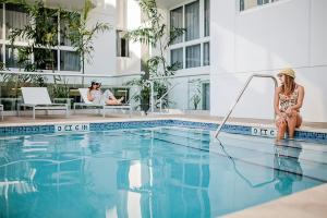 The swimming pool at or near Stay Alfred Brickell