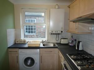 A cozinha ou cozinha compacta de St Andrews
