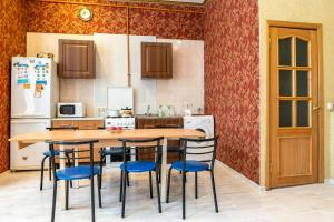 مطبخ أو مطبخ صغير في Villa Zakrutkina 4