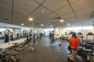 The fitness center and/or fitness facilities at GuestReady - Sky Gardens