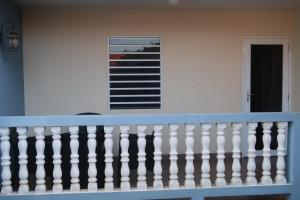 Un balcon sau o terasă la Cattleya Apartments Curacao