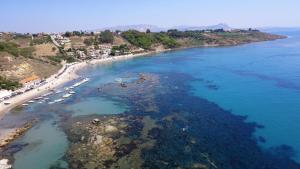 A bird's-eye view of Residence Capo San Marco & Renella