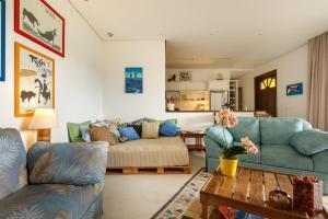 Zona de estar de The Cozy Guesthouse