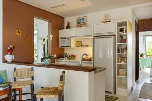 Una cocina o zona de cocina en The Cozy Guesthouse