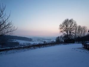 Bellovisto v zimě