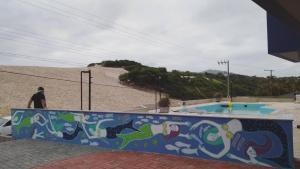 Piscina en o cerca de Residencial Via Praia