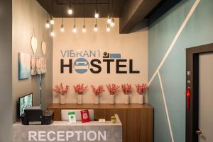 Vibrant Hostel, Kota Kinabalu, Malaysia