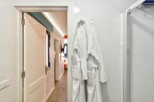 Un baño de Hotel Apartamento Bajamar
