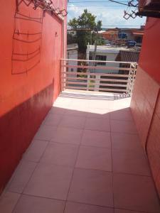 Un balcón o terraza de Residencia Ponta da Barra