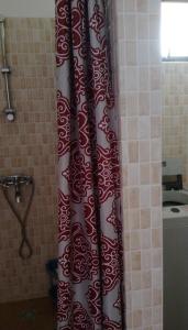 A bathroom at La salette
