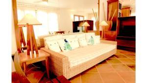 Een zitgedeelte bij Pedasí Ocean Properties